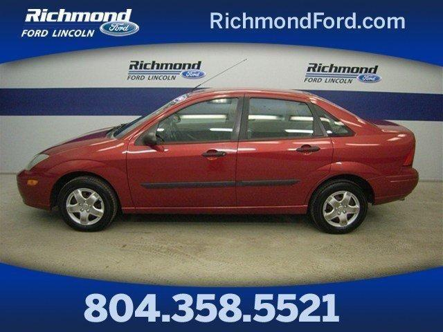 2004 Ford Focus 4dr Vehicle LX