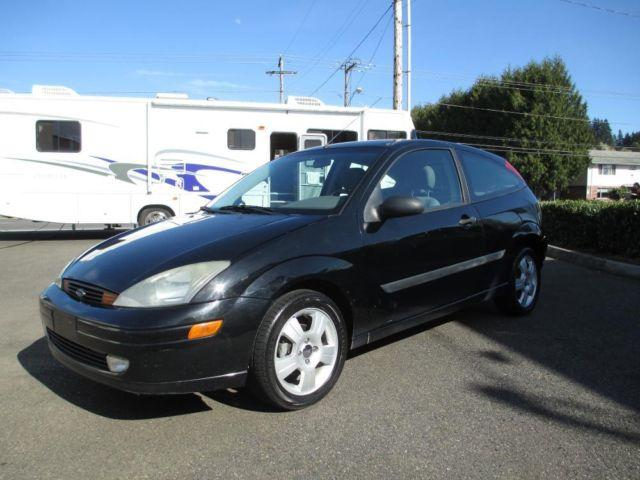 2004 ford focus zx3 1 owner low mileage 5spd sale for sale. Black Bedroom Furniture Sets. Home Design Ideas