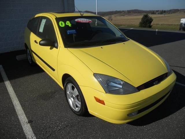 2004 ford focus zx3 for sale in kutztown pennsylvania. Black Bedroom Furniture Sets. Home Design Ideas