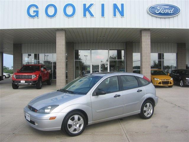 2004 ford focus zx5 for sale in story city iowa. Black Bedroom Furniture Sets. Home Design Ideas