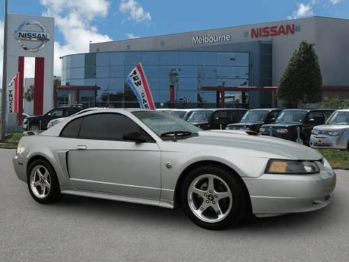 2004 ford mustang 2 dr coupe gt 40th anniversary for sale in melbourne florida classified. Black Bedroom Furniture Sets. Home Design Ideas