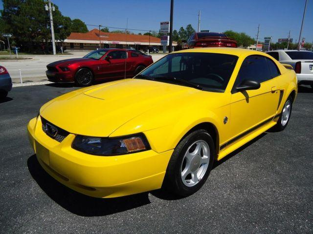 Buy Here Pay Here Orlando >> 2004 Ford Mustang 2 Dr Coupe - Manual for Sale in Englewood, Florida Classified   AmericanListed.com