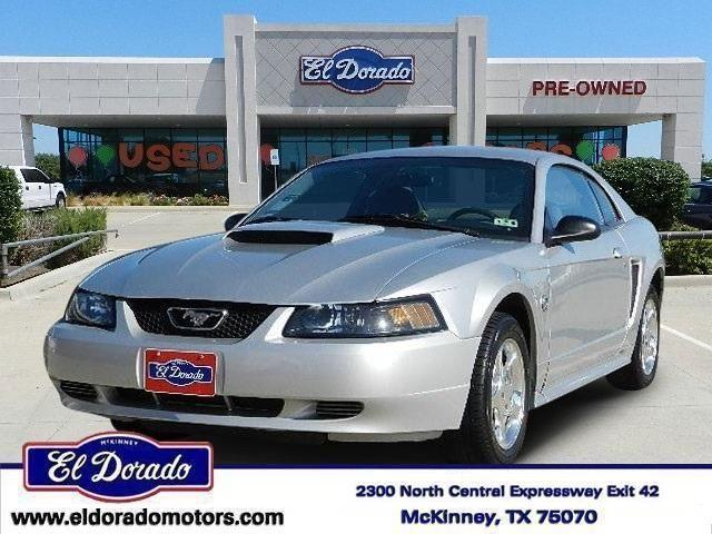 2004 ford mustang 2dr car premium for sale in mckinney texas classified. Black Bedroom Furniture Sets. Home Design Ideas