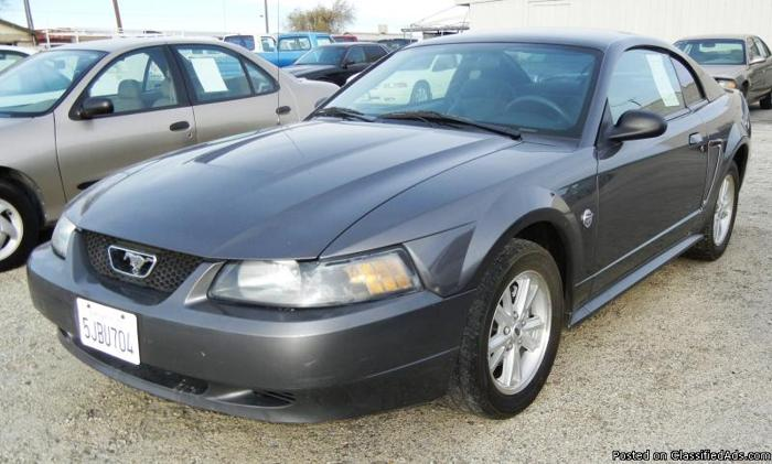 2004 ford mustang for sale in hi vista california for Premium motors hanford ca