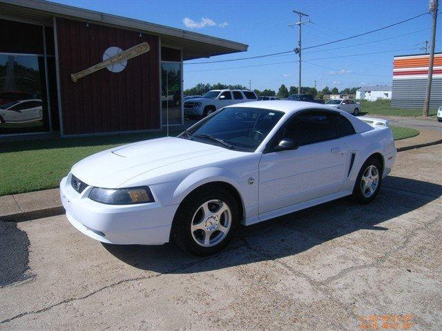 Auto Sales In Newport Ar: 2004 Ford Mustang Base Car For