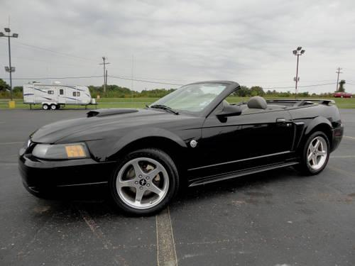 2004 ford mustang convertible gt for sale in mineral wells. Black Bedroom Furniture Sets. Home Design Ideas