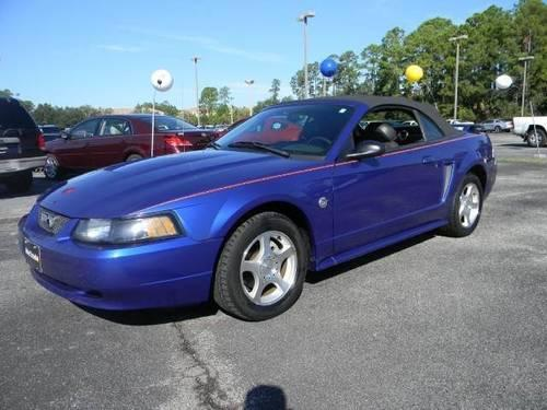 2004 ford mustang coupe base for sale in jacksonville florida classified. Black Bedroom Furniture Sets. Home Design Ideas