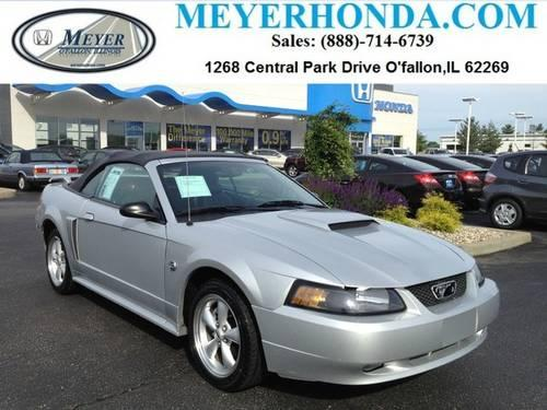 2004 ford mustang coupe gt deluxe for sale in shiloh illinois classified. Black Bedroom Furniture Sets. Home Design Ideas