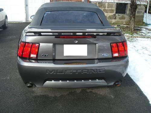 2004 ford mustang manual