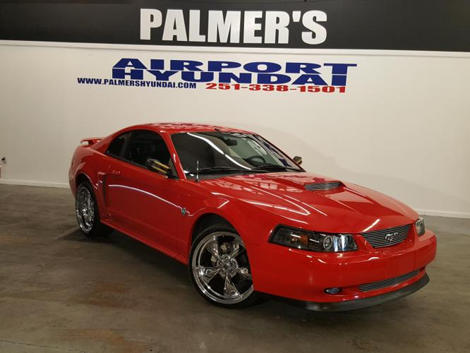 2004 Ford Mustang GT Deluxe GT Deluxe 2dr Coupe