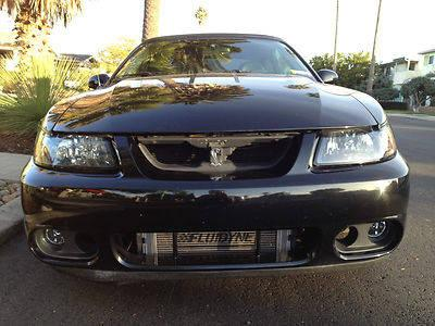 ford mustang svt cobra for sale in california. Black Bedroom Furniture Sets. Home Design Ideas
