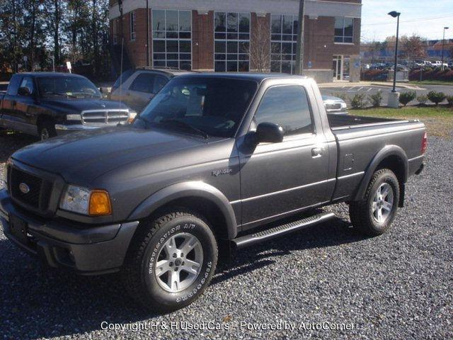 2004 Ford Ranger Edge For Sale In Purcellville  Virginia Classified