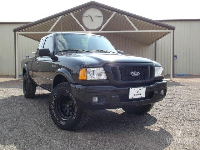 2004 ford ranger edge for sale in vernon texas classified. Black Bedroom Furniture Sets. Home Design Ideas