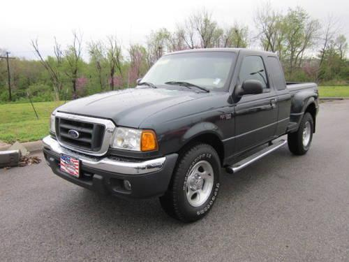 2004 Ford Ranger XLT 4x4 Ext Cab Stepside for Sale in ...