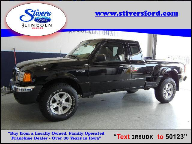 2004 ford ranger xlt for sale in waukee iowa classified. Black Bedroom Furniture Sets. Home Design Ideas