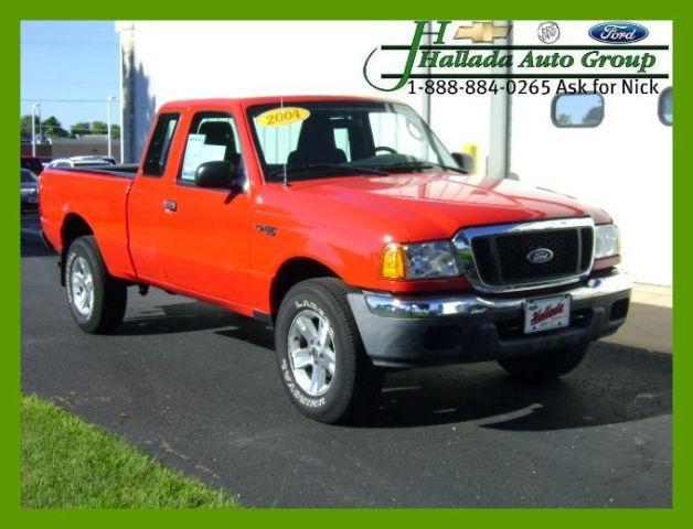 2004 Ford Ranger Xlt For Sale In Dodgeville Wisconsin