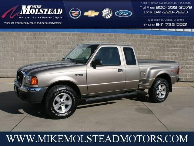 2004 ford ranger xlt for sale in charles city iowa classified. Black Bedroom Furniture Sets. Home Design Ideas