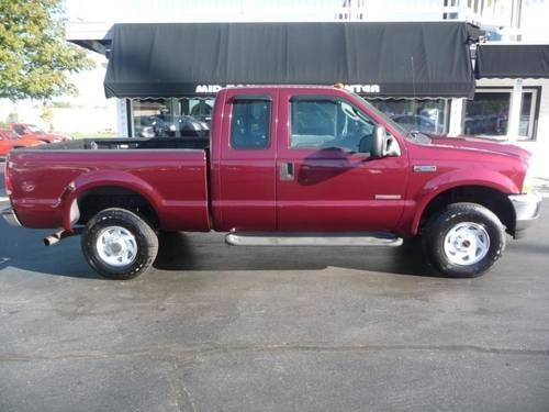 2004 ford super duty f 250 xl for sale in blue ball ohio classified. Black Bedroom Furniture Sets. Home Design Ideas