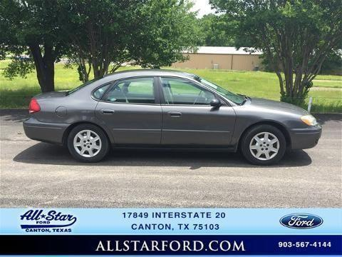 2004 FORD TAURUS 4 DOOR SEDAN