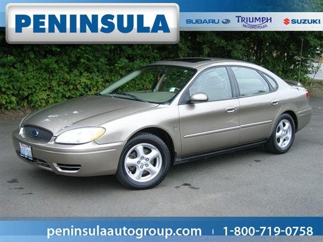 2004 ford taurus ses for sale in bremerton washington. Black Bedroom Furniture Sets. Home Design Ideas