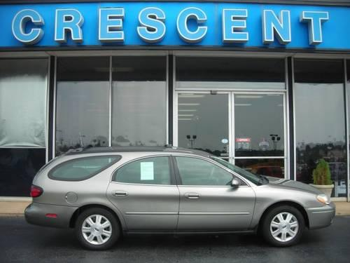 2004 ford taurus station wagon sel for sale in high point north carolina classified. Black Bedroom Furniture Sets. Home Design Ideas