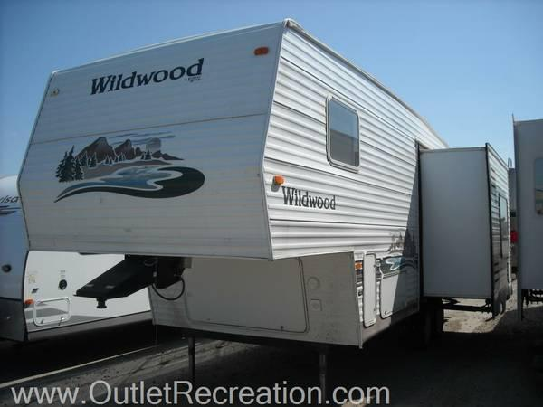 2004 forest river wildwood 24rls for sale in detroit lakes minnesota classified