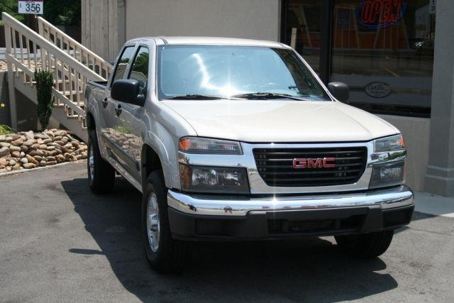 2004 gmc canyon sle for sale in knoxville tennessee classified. Black Bedroom Furniture Sets. Home Design Ideas