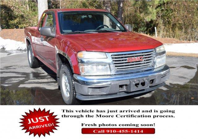 2004 GMC Canyon Z85 SL 4dr Extended Cab Z85 SL RWD SB