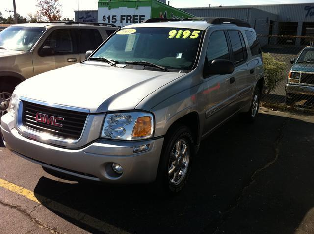 2004 gmc envoy xl sle for sale in elkhart indiana. Black Bedroom Furniture Sets. Home Design Ideas