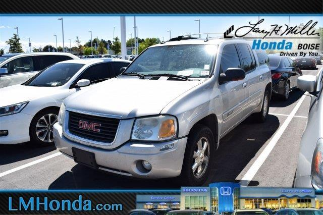 2004 gmc envoy xl sle sle 4wd 4dr suv for sale in boise. Black Bedroom Furniture Sets. Home Design Ideas