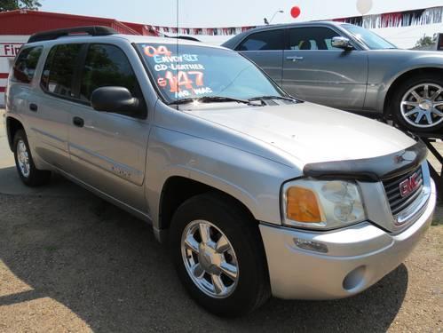 Used Cars Slidell >> 2004 GMC Envoy XL SLE SUV - silver - 104k mi for Sale in ...