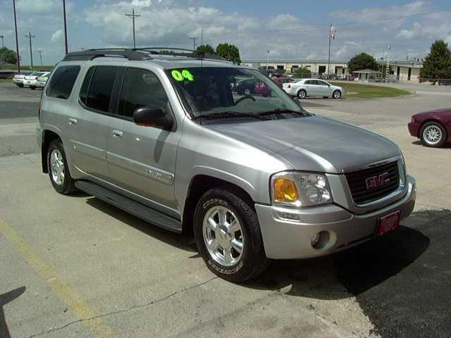 2004 gmc envoy xl slt for sale in garner iowa classified. Black Bedroom Furniture Sets. Home Design Ideas