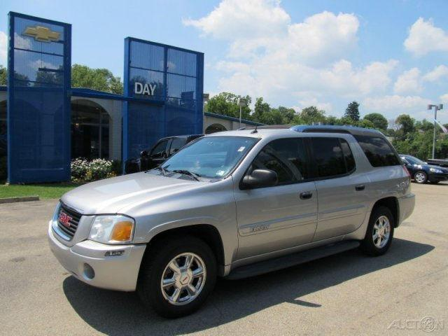 2004 gmc envoy xuv slt for sale in uniontown pennsylvania classified. Black Bedroom Furniture Sets. Home Design Ideas