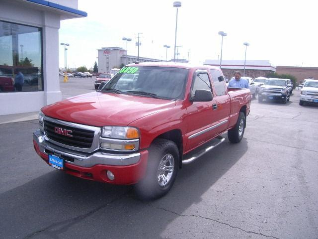 2004 gmc sierra 1500 for sale in twin falls idaho classified. Black Bedroom Furniture Sets. Home Design Ideas