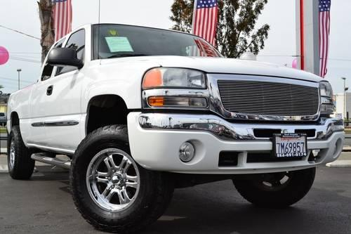 East County Preowned Superstore >> 2004 GMC SIERRA 1500 PICKUP EXT CAB +CUSTOM+ for Sale in El Cajon, California Classified ...