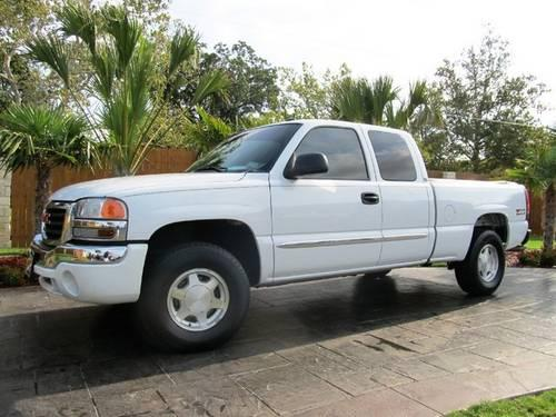 American Auto Sales Killeen Tx: 2004 GMC Sierra 1500 Pickup Truck SLE For Sale In Killeen