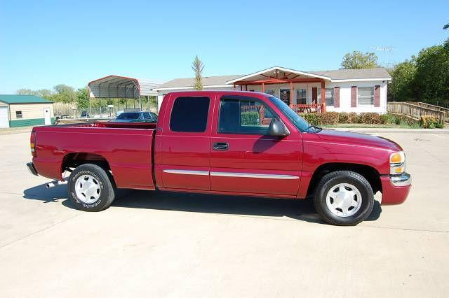 2004 gmc sierra 1500 sle for sale in fort worth texas classified. Black Bedroom Furniture Sets. Home Design Ideas