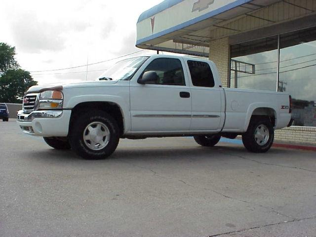 2004 gmc sierra 1500 sle extended cab for sale in eunice louisiana classified. Black Bedroom Furniture Sets. Home Design Ideas
