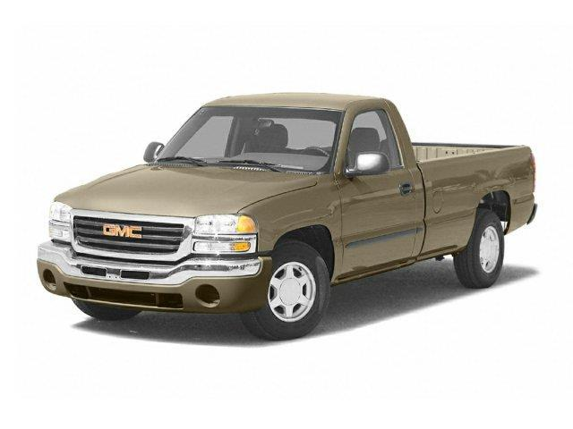 2004 GMC Sierra 1500 Work Truck 4dr Extended Cab Work