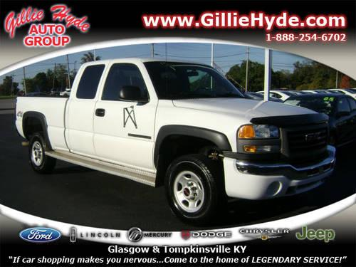 2004 gmc sierra 2500hd extended cab pickup 4x4 4x4 for sale in dry fork kentucky classified. Black Bedroom Furniture Sets. Home Design Ideas