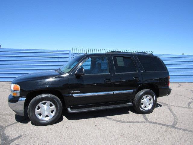 2004 Gmc Yukon Slt Slt 4dr Suv For Sale In Tucson Arizona