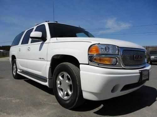 2004 gmc yukon xl denali suv 4dr 4wd 1500 for sale in guthrie north carolina classified. Black Bedroom Furniture Sets. Home Design Ideas