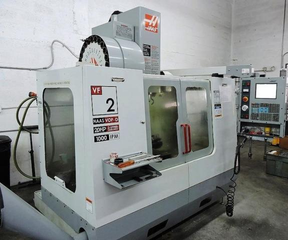 2004 Haas Model VF-2B Vertical Machining Center *