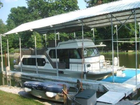 2004 Harbor Master 440 WB House Boat