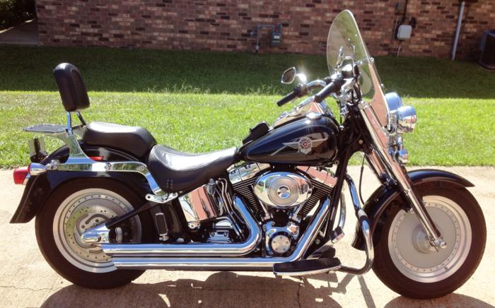 2004 Harley Davidson FAT BOY