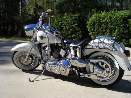 2004 Harley Davidson FI Fatboy Custom Upgraded Stage II