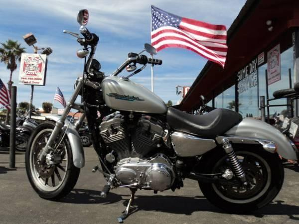 2004 harley davidson sportster xl 883 for sale in oceanside california classified. Black Bedroom Furniture Sets. Home Design Ideas