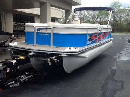Used Cars Fort Collins >> 2004 Harris FloteBote 240 Classic Pontoon Boats for Sale in Denver, Colorado Classified ...