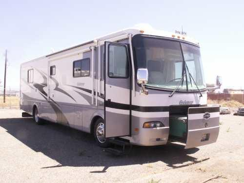 2004 Holiday Rambler Endeavor 38PST