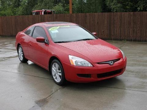 2004 honda accord 2 door coupe for sale in marysville washington classified. Black Bedroom Furniture Sets. Home Design Ideas